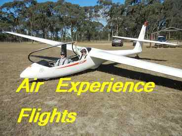 Air experience flights